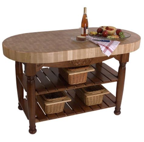 butcher block portable kitchen island floating in space kitchen carts portable islands