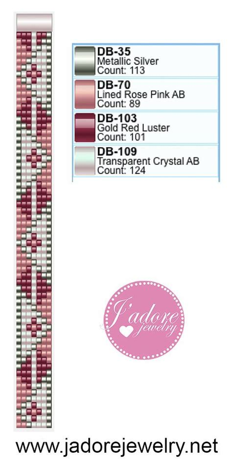 miyuki net pattern bracelet instructions 3183 best boncuk peyote tezgah dokuma hapishane işi