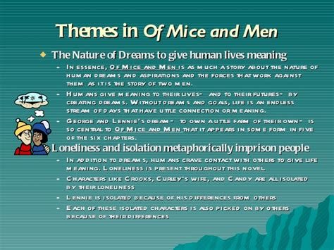 Of Mice And Themes Essay by College Essays College Application Essays Of Mice And Themes Essay