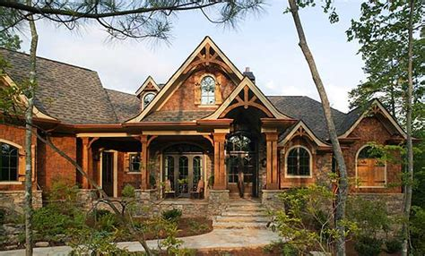 mountain home plans with a view mountain craftsman dream