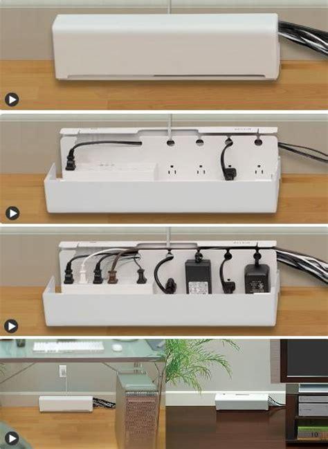 Kabelsalat Verstecken Kreative Ideen by Best 25 Hide Cable Cords Ideas On Hiding