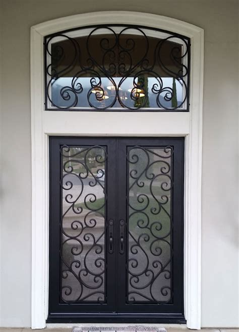 wrought iron fencing irvine entry doors gates stair