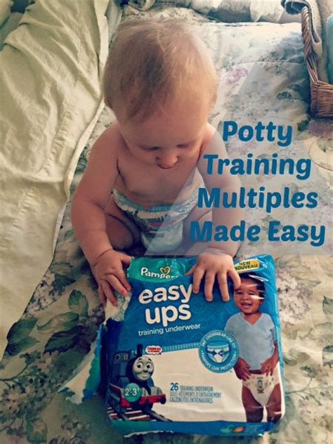 Potty Made Easy by Potty Multiples Made Easy With Pers Easy Ups