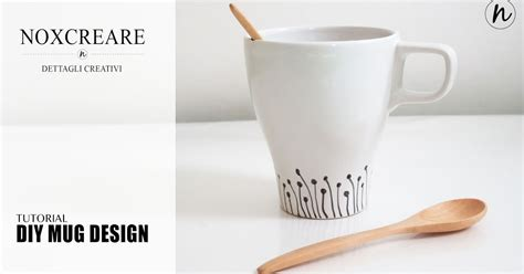 Mug Vicenza noxcreare tutorial diy mug design
