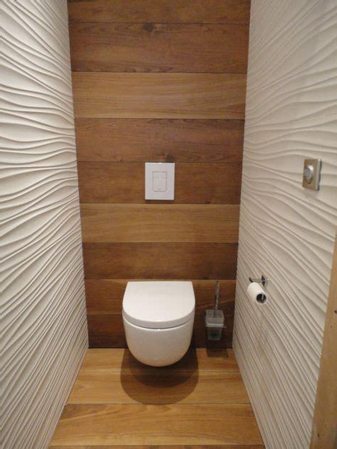 decoration toilette zen deco wc suspendu original