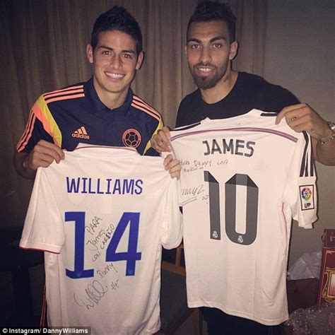 Ozil Superstar Tshirt rodriguez signs real madrid shirt for reading ace
