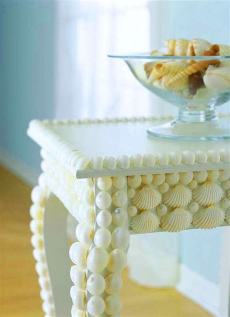 shells decorations home 40 sea shell art and crafts adding charming accents to interior decorating