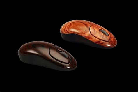Mouse Wireless Redwoods Mj Luxury Vip Mouse Exclusive Mouse