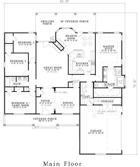 Ultimate Floor Plans by House Plans Home Plans And Floor Plans From Ultimate