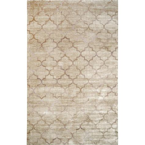 Home Depot Area Rugs 10 X 12 by Nuloom Trellis Sonya Ivory 9 Ft 6 In X 12 Ft 10 In