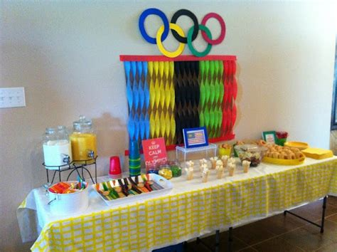 themes for olympic games 8 best olympic themed food images on pinterest olympic