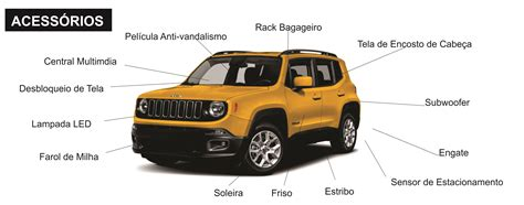 original jeep acessorios original jeep renegade