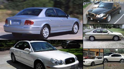 Hyundai Sonata Msrp by 2002 Hyundai Sonata News Reviews Msrp Ratings With
