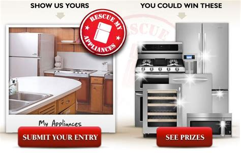 Kitchen Contests And Sweepstakes - featured sears rescue my appliances contest and sweepstakes