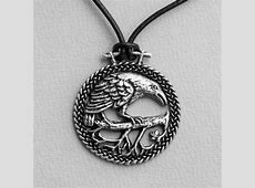 Jewelry | Necklace | Raven | Oberon Design Journaling Cards Downloads