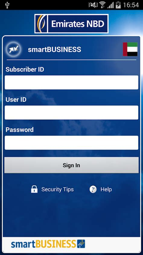 emirates nbd online emirates nbd smartbusiness android apps on google play