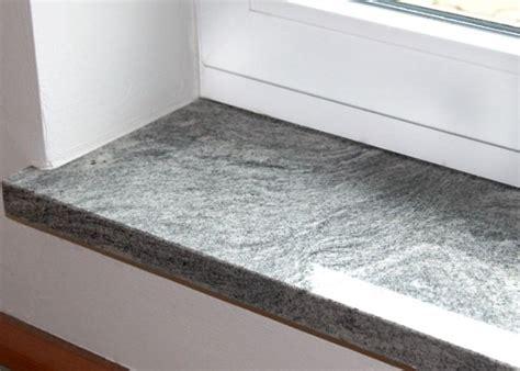 fensterbank innen granit oder marmor klepfer naturstein referenzen projekte