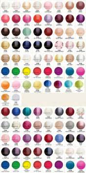 gelish color chart pin by harden on piggies and pointers