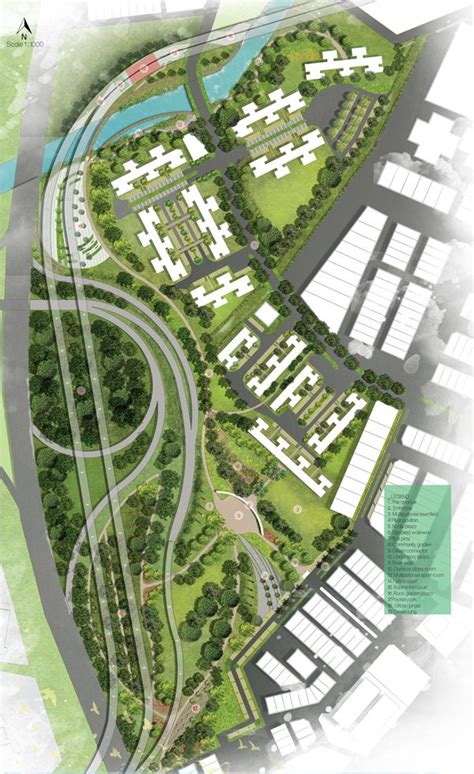 focus design indonesia the project mainly focus on the proposal of landscape