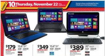 best buy laptop deals black friday 2013 black friday 2014 walmart best buy target leaked ads