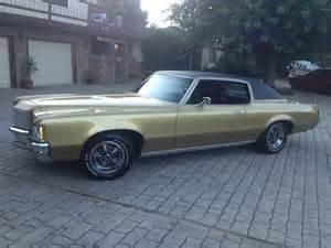 71 Pontiac Grand Prix For Sale Sell Used 1971 Pontiac Grand Prix 3 Owner California Car