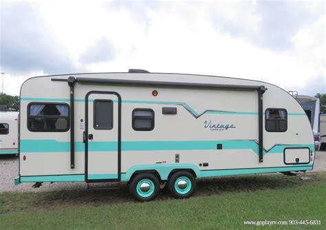 Wildwood Campers Floor Plans by 2017 Gulf Stream Vintage Cruiser 23rss Travel Trailer