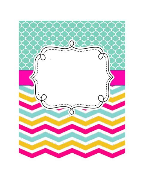 binder tab template 35 free beautiful binder cover templates free template