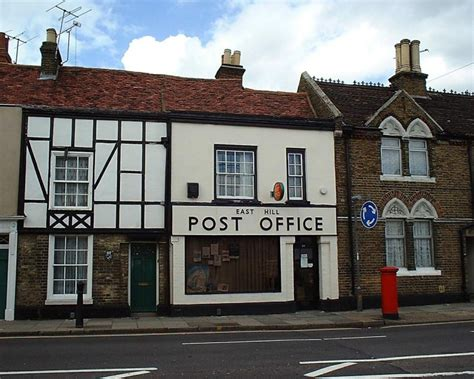 Hill Post Office by