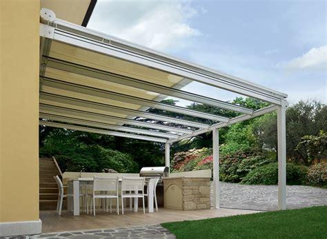 tettoie leggere tettoie per esterno per terrazzi e giardino coperture esterne