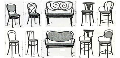 sedia thonet n 14 lo stile thonet ieri e oggi arredamento sedie poltrone
