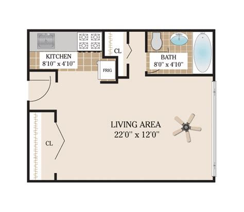 the jeffersons apartment floor plan floor plans the jefferson apartments for rent in