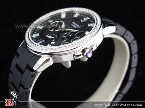 Casio She 3023 1a buy casio sheen cruise line swarovski elements