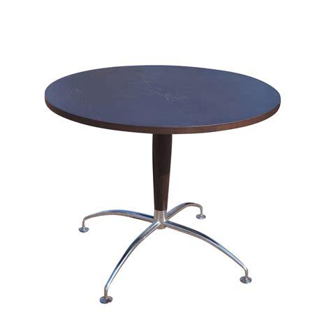 herman miller dining table 36 quot vintage herman miller laminate top dining table