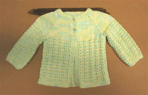 Handmade Knitted Baby Clothes - baby clothes knitted newborn matinee jacket baby shower
