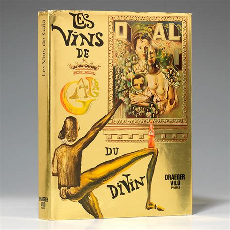 dal the wines of gala books salvador dali diners mit gala edition bauman