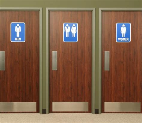 transgender high school bathroom ore school creates unisex bathrooms for trans students