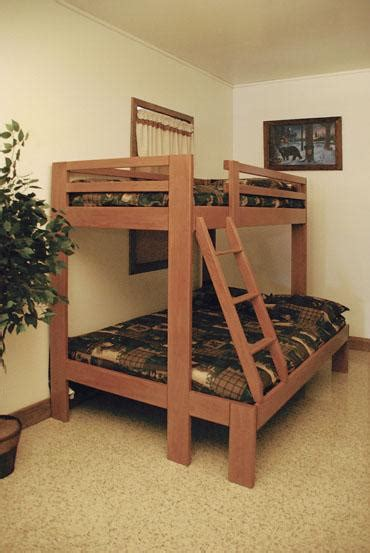 Amish Bunk Beds With Stairs Amish Single Bunk Bed Stained Furniture Projects Pinterest Stain Furniture