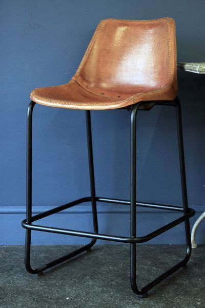 industries leather bar stool discover and save creative ideas