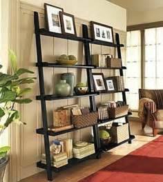 Decorating Ideas Shelves Living Room 30 Ladder Shelf Exles