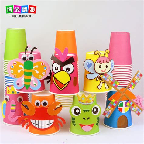 Handmade Childrens Toys - aliexpress buy 12 pcs multi color diy handmade paper