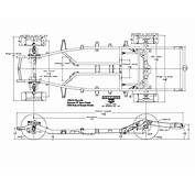 49 54 Chevy Passenger Car Chassis Diagram  The HAMB