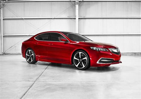 2015 acura tlx prototype first look video