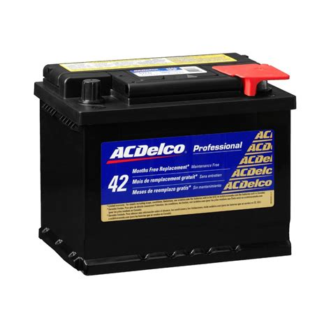 Pro Auto Parts by Acdelco Professional 88865243 Battery Asm 47pg Pro Auto