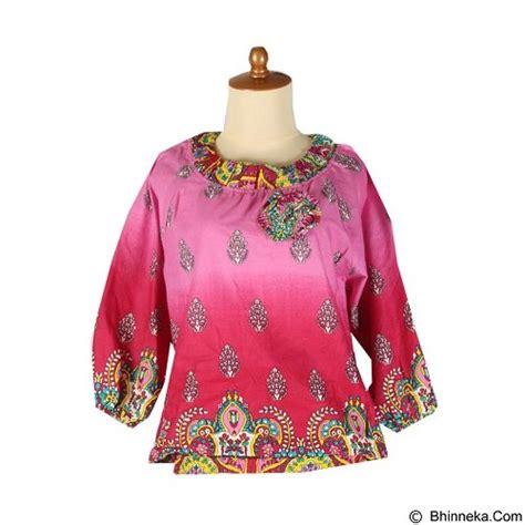 Atasan Wanita Tunik Citra Pink jual iyesh atasan hemg419a 419a pink merchant
