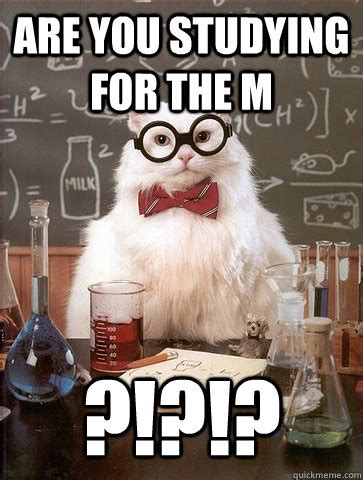 Science Cat Memes - science cat meme
