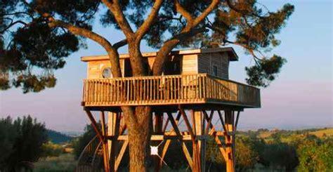 casa sull albero in italia sugli alberi made in italy