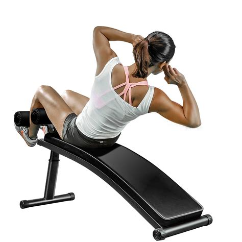 adjustable ab sit  bench review august