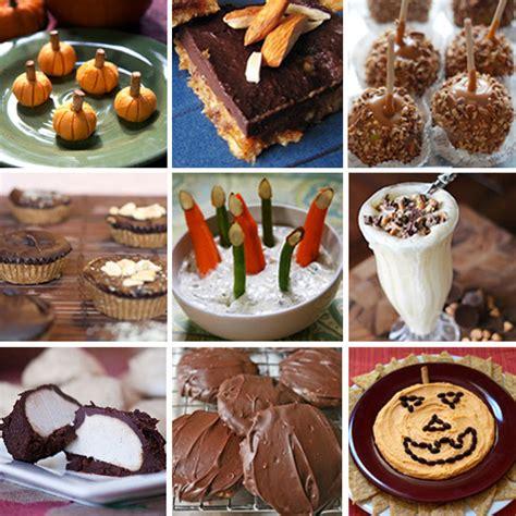 healthy halloween treat recipes popsugar fitness