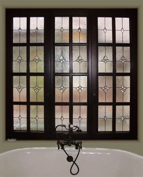 bathroom privacy window bathroom stained glass privacy windows stained glass