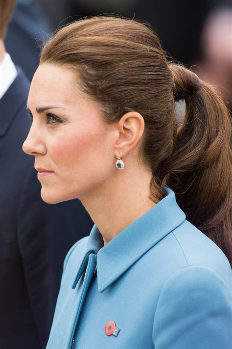 hairstyles new ealand kate middleton in new zealand kate middleton s coif even